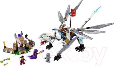 Конструктор Lego Ninjago Титановый дракон (70748) - общий вид