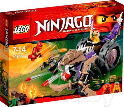 Конструктор Lego Ninjago Разрушитель Клана Анакондрай (70745) - упаковка