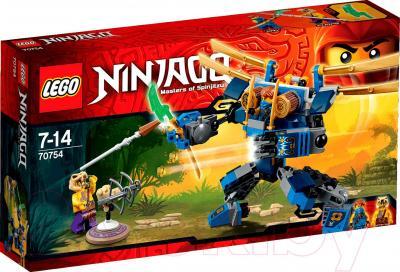 Конструктор Lego Ninjago Летающий робот Джея (70754) - упаковка