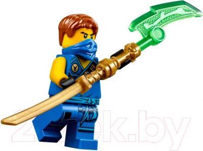 Конструктор Lego Ninjago Летающий робот Джея (70754) - общий вид