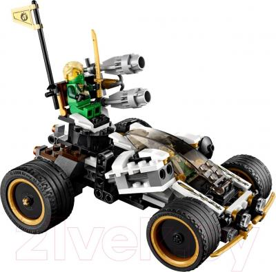 Конструктор Lego Ninjago Дракон-ниндроид (70725) - общий вид