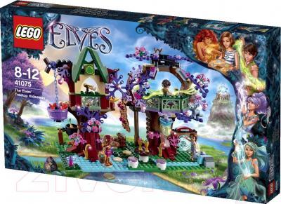 Конструктор Lego Elves Дерево эльфов (41075) - упаковка