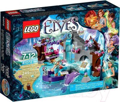 Конструктор Lego Elves Спа-салон Наиды (41072) - упаковка