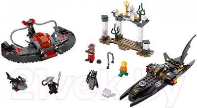 Конструктор Lego Super Heroes Глубоководная атака Черного Манта (76027) - общий вид