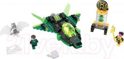 Конструктор Lego Super Heroes Зеленый Фонарь против Синестро (76025) - общий вид