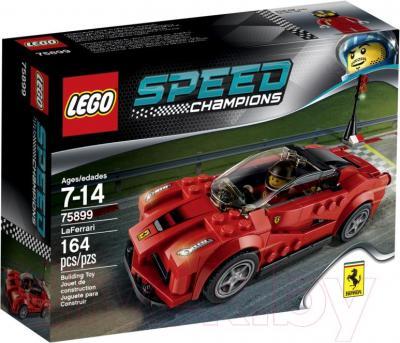 Конструктор Lego Speed Champions Феррари (75899) - упаковка