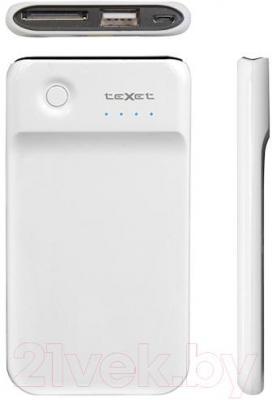 Смартфон TeXet X-maxi qHD / TM-5172  (черный + внешний АКБ) - панели АКБ