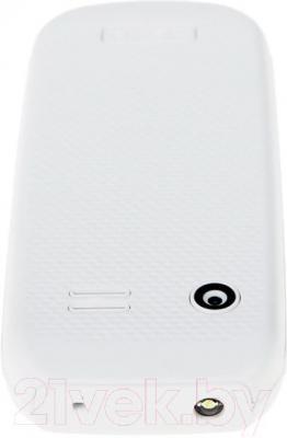 Мобильный телефон DEXP Larus E4 (белый) - вид сверху