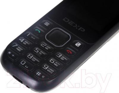 Мобильный телефон DEXP Larus E1 (черный) - кнопки