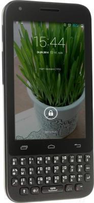 """Смартфон DEXP Ixion MQ 3.5"""" (черный) - общий вид"""