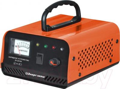 Зарядное устройство для аккумулятора Энергомаш ЗУ-24105 - общий вид