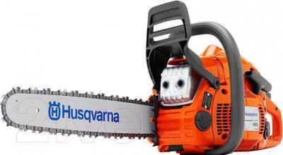 Бензопила цепная Husqvarna 450 e-series II (967 15 69-35) - общий вид