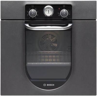 Электрический духовой шкаф Bosch HBA23BN31 - вид спереди