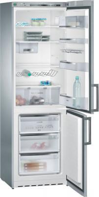 Холодильник с морозильником Siemens KG36EX45 - внутренний вид