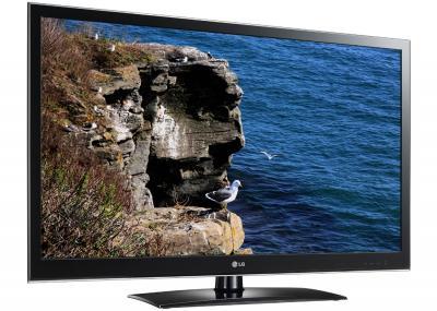 Телевизор LG 47LV3500 - общий вид