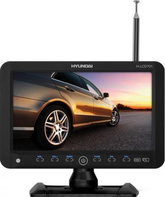 Автомобильный телевизор Hyundai H-LCD701 - общий вид