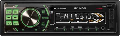 Бездисковая автомагнитола Hyundai H-CCR8086 - общий вид
