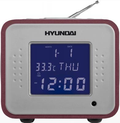 Радиоприемник Hyundai H-1625 - общий вид
