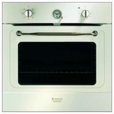 Электрический духовой шкаф Hotpoint FHR 640 (OW) - общий вид