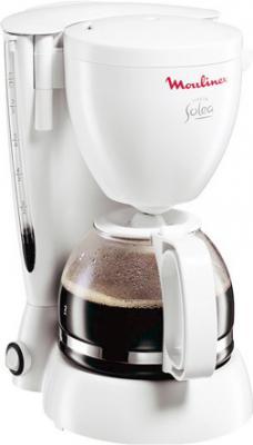 Капельная кофеварка Moulinex BCA 1.L1 LITTLE SOLEA - общий вид