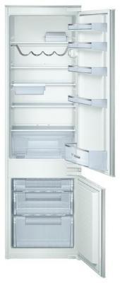Холодильник с морозильником Bosch KIV38X20RU - общий вид