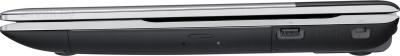 Ноутбук Samsung RV511 (NP-RV511-S0ARU) - вид сбоку