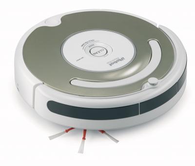 Робот-пылесос iRobot Roomba 531 - вид спереди