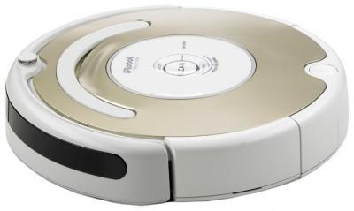 Робот-пылесос iRobot Roomba 531 - вид сбоку