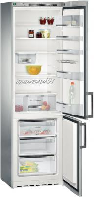 Холодильник с морозильником Siemens KG39EX45 - внутренний вид