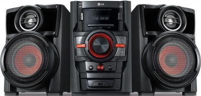 Микросистема LG RAD125 - Общий вид