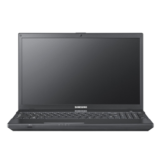 Ноутбук Samsung 300V5A (NP-300V5A-S08RU) - спереди