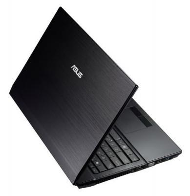 Ноутбук Samsung 300V5A (NP-300V5A-S08RU) - сверху сбоку