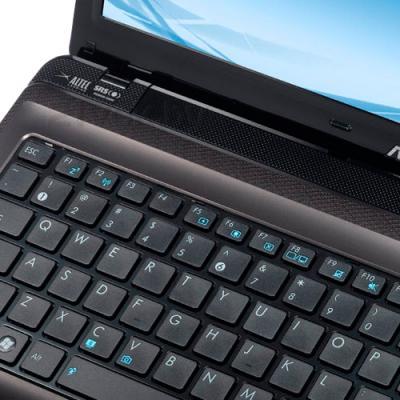 Ноутбук Asus K52F-EX543D - клавиатура