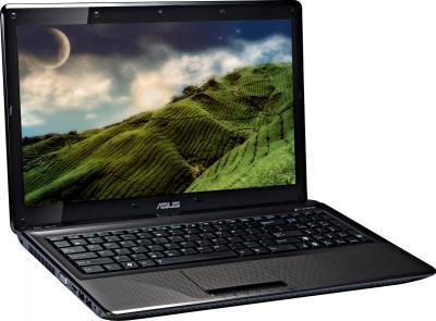 Ноутбук Asus K52F-EX543D - общий вид