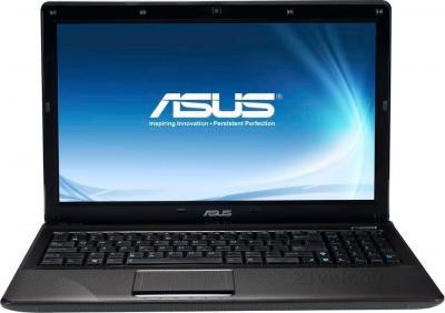 Ноутбук Asus K52F-EX543D - фронтальный вид