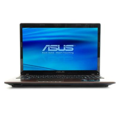 Ноутбук Asus X53BY-SX152 - спереди