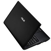 Ноутбук Asus X54HY-SX033D - сверху полуоткрытый