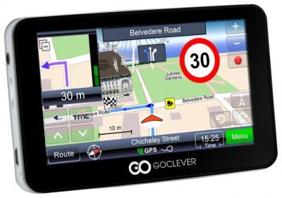 GPS навигатор GoClever Navio 500 - общий вид