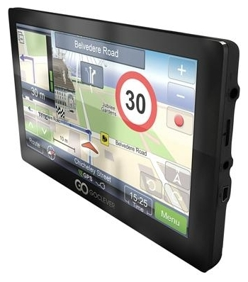 GPS навигатор GoClever Navio 700 Cam - общий вид