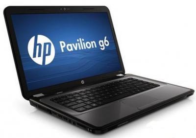 Ноутбук HP Pavilion g6-1226sr (A3B43EA) - сбоку