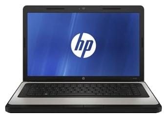 Ноутбук HP 630 (A1D87EA) - вид спереди