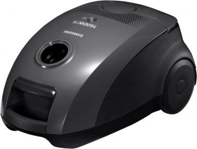 Пылесос Samsung SC5610 (VCC5610S3K/XEV Gray-Black) - вид сбоку