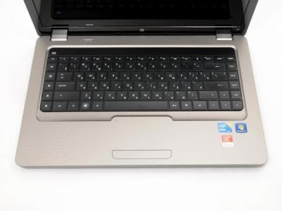Ноутбук HP G62-b24ER - сверху