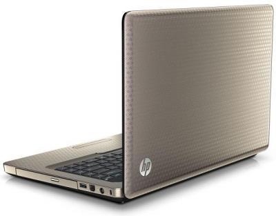 Ноутбук HP G62-b24ER - сзади