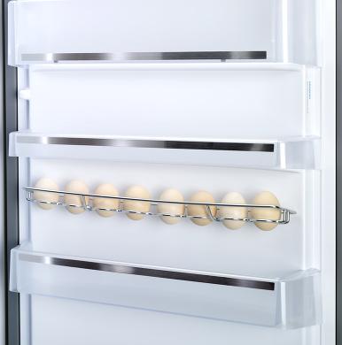 Холодильник с морозильником Siemens KG36VZ45 - полки на двери
