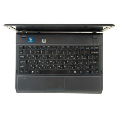 Ноутбук Sony VAIO VPCYB3Q1R/B - сверху открыто