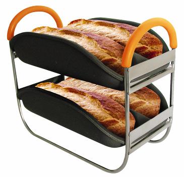 Хлебопечка Moulinex OW5024 Home Bread Baguette - подставка на 4 багета