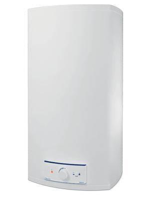 Накопительный водонагреватель Electrolux EWH 120 SL - вид  спереди