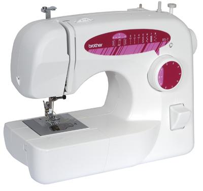 Швейная машина Brother RS-7 - вид спереди