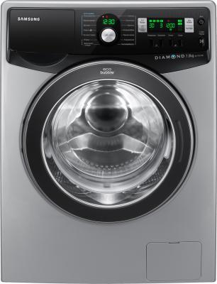Стиральная машина Samsung WF1702YQR (WF1702YQR/YLP) - фронтальный вид